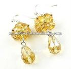 jewelry of earrings