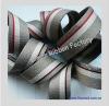 striped color cotton webbing for bag shoulder straps