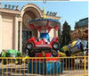 Crazy car themed old amusement park rides sale