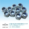 DIN985 Hex nylon lock nut