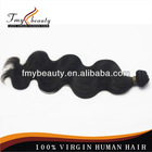 high quality body wave !!cheap unprocessed virgin malaysian human hair weave