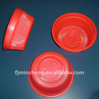 Food grade PS disposable plastic bowl