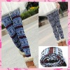 Wholesale 2012 Women Fashion Korean Sexy Soft Comfort Seamless Thick Winter Footless Stretchy Slimming pant