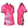 Short Sleeve Coolmax Wear/Cycle Jersey