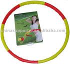 massage hula hoop Spring hula hoop JS-6006