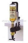 single bottle easy dispensed bar butler for liquor dispenser