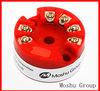 Head mounted PT100 temperature transmitter,Best-selling&Good quality temperature transmitter MS181