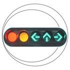 300mm R & G & Arrow LED Traffic Signal Light