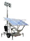 SWT Green Energy Solar Lighting Tower 5EVS350