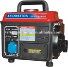 gasoline power portable generating set 650w two stroke ohv air cooled