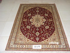 Handmade Pure Silk Rug Carpet