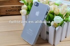 The high quality matte plastic phone case for iphone5