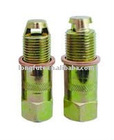 Car Spark plug with 49.5mm high with carbon steel material