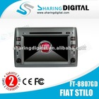 auto multimedia dvd system with gps FIAT stilo