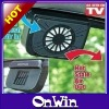 Solar auto cool fan/exhaust fan
