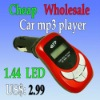 Whosale car MP3 player with FM transmitters