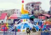 Dolphins Paddle-Water Amusement Park Rides