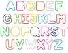 Good Quality Alphabet Rubber Band