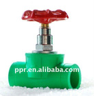 PPR valve stop valve (Dia:20-63mm)