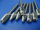 high efficient hand tools carbide rotary file