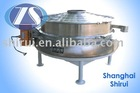 TS Series Direct Discharging Vibrating Sieve with Single-motor