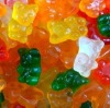 Pectin gummy candy Multi- Vitamin Gummy bear Candy