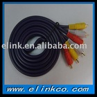 3rca cable, av cable