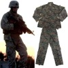 military Camouflage Army uniform, combat garment