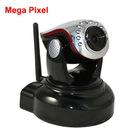 720P Mega pixels PTZ IP camera