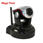 720P Mega pixels PTZ IP camera