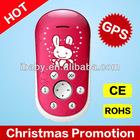 Q2G GPS location MP3 speaker kid toys