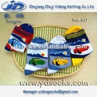 Car Pattern Baby sox 100% cotton YDB-037