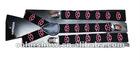fashion new styles 2.5cm width black cute printed elastic braces