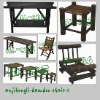 Bamboo Chair (HL-CR1)