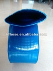 plastic layflat irrigation pipe tube hose