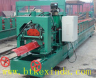 Color Steel Roof Ridge Tile Cold Roll Forming Machine galvanized sheet corrugation machine