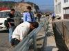 High-speed guardrail/road guard
