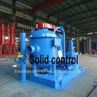 vacuum degasser for drilling fluid