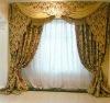 Luxury Jacquard Hotel Curtain