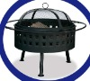 """24"""" camping fire pits"""