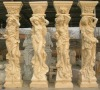 """Marble carving statues """"Four Season"""""""
