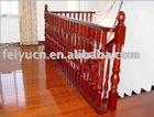 Roman Plain Design Bamboo Stairway