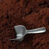 Heavy alkalized cocoa powder