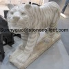 Garden & outdoor Stone Carvings & Sculptures Tiger