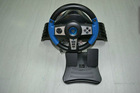 New Brand Video Game Steering Driving Wheel for PC/PS2/PS3 (3 In 1), Steering Wheel for Video Game
