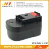 14.4V Drill Battery for Black & Decker A144EX A14F HPB14