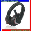 Cheap New Wired Headphone with Mic Black
