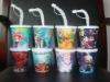 3d lenticular plastic cup shenzhen/china