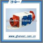 CEE 161205A combine industrial plug box