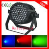 2012 Hot!54pcs 1W/3W RGB/RGBW outdoor water-proof ip65 led downlight